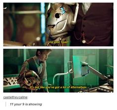 ...Doctor Who .. :).