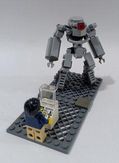 Lego Mechs, Lego Bionicle, Lego Bots, Lego Custom Minifigures, Lego Furniture, Lego Army, Amazing Lego Creations, Lego Craft, Lego Worlds