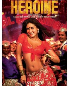 Happy Birthday #KareenaKapoorKhan,Today also marks d 5th anniversary release of film #Heroine.Thx to the cast