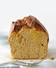 Cake au yogourt et à l'orange Banana Bread, Cake, Desserts, Food, Gourmet, Eat, Recipe, Kitchens, Cooking