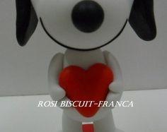 Snoopy de biscuit