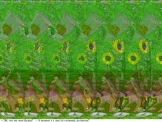 Stereogram images - Adopt The Bunny