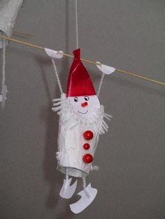 12 modèles de bricolages d'hiver à faire avec rouleaux de papier hygiénique! - Bricolages - Trucs et Bricolages