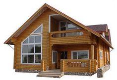 10 Diseños de Casas de Madera