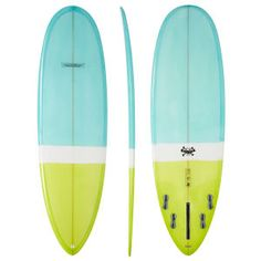 Modern Surfboards - Modern Love Child  - Blue Green