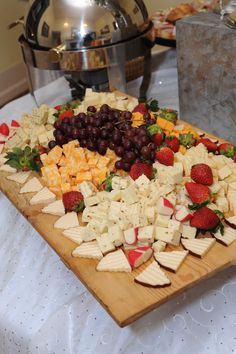 Carlyle House, Cheese Board