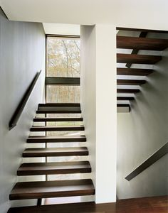 Sagaponac House by TsAO #stairs