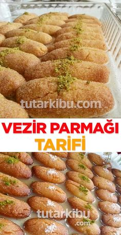 Vezir Parmağı Tatlısı Tarifi Finger Desserts, Food Without Fire, Appetizer Recipes, Dessert Recipes, Fast Food Items, Crock Pot Food, Food Quotes, Drink Quotes, Diet Recipes