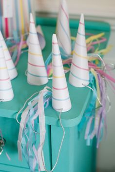 Unicorn Party Hats More
