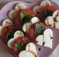 Valentine's Day: Heart Shaped Foods by Krista