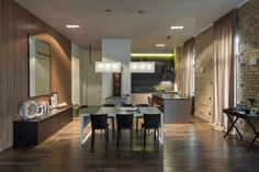 The Podil Loft Apartment by Sergey Makhno 03