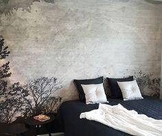 Kaunis makuuhuoneen taustaseinä. #nelkytplusblogit #seinäjoki #asuntomessut2016…
