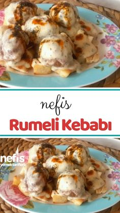 Rumeli Kebabı – Nefis Yemek Tarifleri – sağlıklı yemekler – Las recetas más prácticas y fáciles Lunch Recipes, Meat Recipes, Cooking Recipes, Good Food, Yummy Food, Romanian Food, Iftar, Turkish Recipes, Wrap Sandwiches