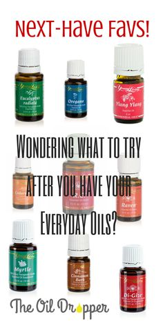 Find out what my favorites are and what I would recommend you ordering after you have your premium starter kit! www.theoildropper.com