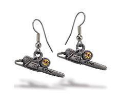 STIHL Ladies Chainsaw Earrings - 8401292
