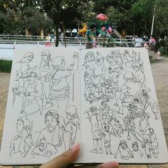 捷運上的人 公園裡的人 #被藝術季洗板洗到打開網頁看機票😂 #murmur #vscocam #usk #urbansketch #urbansketchers #moleskine #sketchbook #sketch #sketchwalker #diary #drawing #painting #linedrawing #watercolor #black #sketchoftheday #dailysketch #sketchwalker #stationery #taipei #doodle #文房具 #橘枳 #繪日記 #絵日記 #手帳 #橘逾淮為枳