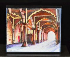 Crafter's Companion: Sheena Douglass A Taste Of India   Stamps--Indian Arches Spectrum Noir markers- EB2,TN1, IG5,Black Spectrum Noir blendable colored Pencils-098,095,084,002,078,092,081,011,027,074,057,117,119,120,112