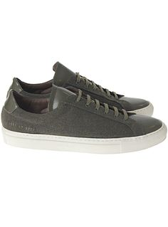 Common Projects Achilles Special Edition Low -  Wool upper