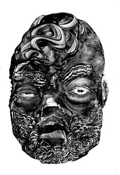"""Grady Gordon // BEEN SEEING YOU AROUND LATELY, faces: 7.5x11"""", full body: 11x15"""", monotype print on rives bfk, 2015"""