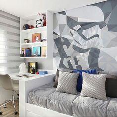 Home Bedroom decoration Contemplation Wallpaper House Furniture Interior design
