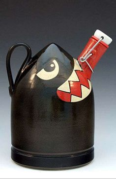 Old-Fashioned Beer Jugs #Booze #Beer #Mario http://trendhunter.com