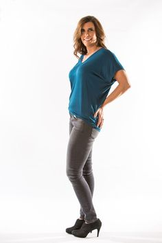Mya Iconic Skinny, Grey Cast by Articles of Society – Two Elle's Boutique