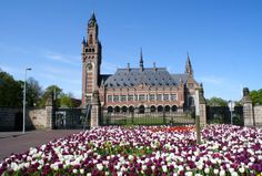 Vredespaleis, Peace palace, the Hague