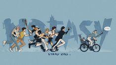 Kids C, Cute Kids, Art For Kids, Wallpaper Pc, Cartoon Wallpaper, Savage Kids, Kids Fans, Baby Squirrel, Kpop Drawings