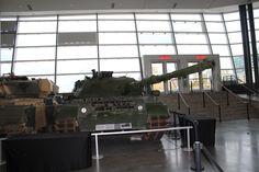 Canadian Leopard Tank...
