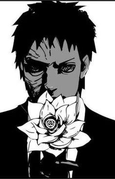 Obito Uchiha by Satsukii-chan Naruto Shippuden, Hinata, Boruto, Anime Naruto, Naruto Art, Manga Anime, Wallpaper Animes, Naruto Wallpaper, Kakashi Sensei
