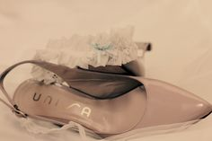 Liga y zapato
