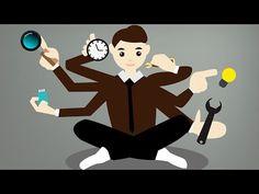 Как повысить личную эффективность в 10 раз – Как стать эффективным и повысить работоспособность - YouTube