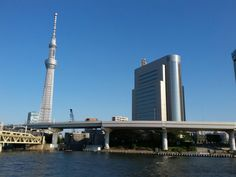 Tokyo skytree from a far..hehe