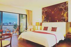 River Side view Bangkok with the modern riverside resort near the Chao Praya river. www.navalai.com #navalairesort #Navalai #resort #Hotel #Boutiquehotel #riverside