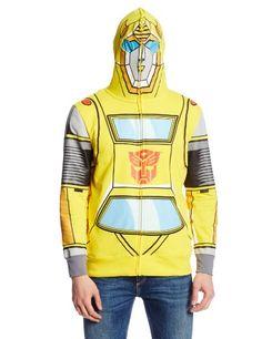 Transformers Bumble Bee Hoodie