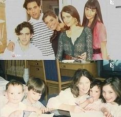 The Pennimans: now and then