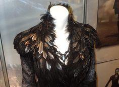 Famke Jansen costume up close