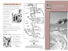 Sunset Bay : special places and secrets, by the  Oregon State Parks and Recreation Department