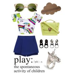 """""""Play around a little"""" by kady-bmb on Polyvore"""