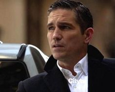 Jim Caviezel - One of or favorite shows, Person of Interest