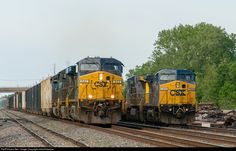 RailPictures.Net Photo: CSXT 542 CSX Transportation (CSXT) GE AC4400CW at Erie, Pennsylvania by mtnclimberjoe