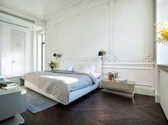 Интерьер в духе парижских апартаментов в Киеве - Дизайн интерьеров | Идеи вашего дома | Lodgers