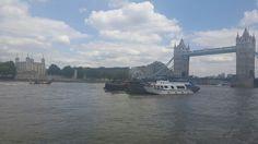 타워브릿지와 런던타워