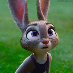 ZPD Officer Judy Hopps. Proud to be the first rabbit officer of the Zootopia Police Department....