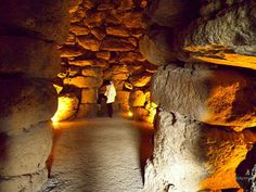 Nuraghe Losa is open to visitors every day. You can walk around inside the ancient towers - Sardinia