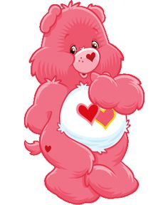 Loved the CARE BEARS, even went to cinema to watch the movie when little! Love A Lot Bear