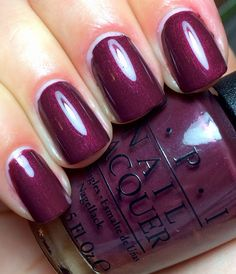 Nails by an OPI Addict: September 2013