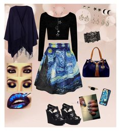 """""""Starry Night!!"""" by troyer-ba on Polyvore"""