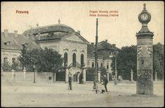 Bratislava, Old Pictures, Old Photos, Modern Times, Hungary, Big Ben, Taj Mahal, Building, Travel