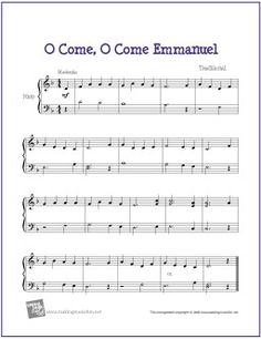 Piano Lessons on Pinterest | Free Sheet Music, Piano Sheet ...